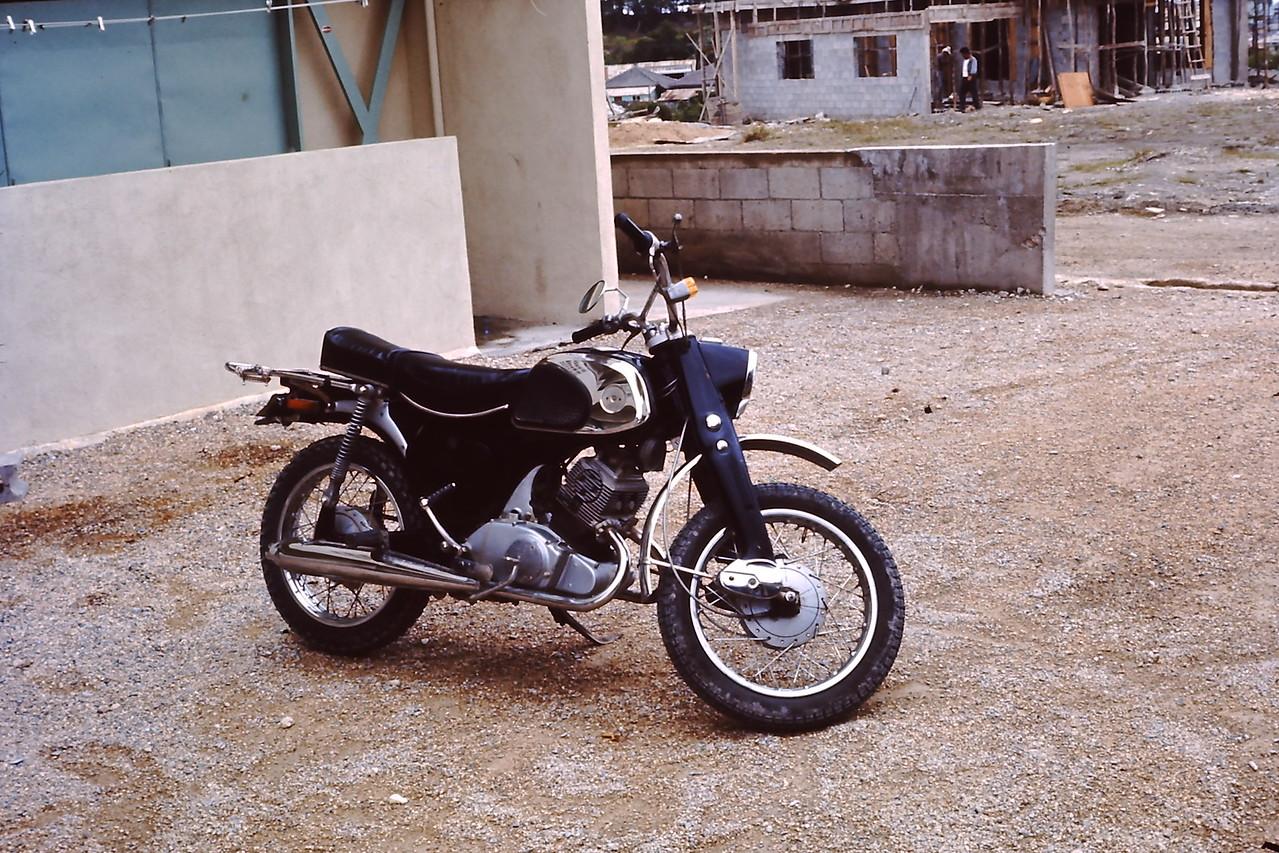 Our ride, Honda Dream