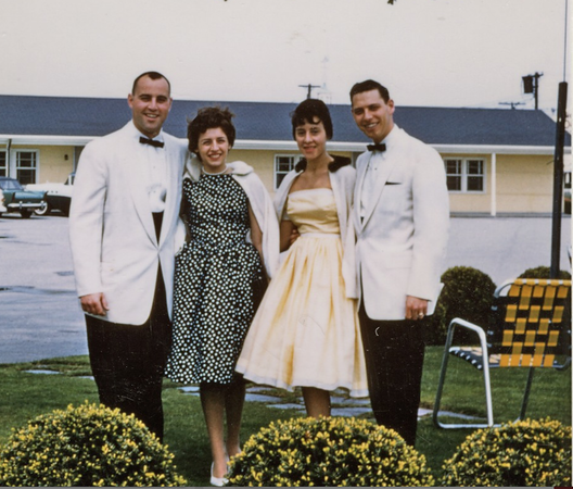1960 07 Hymie Goldberg's Wedding