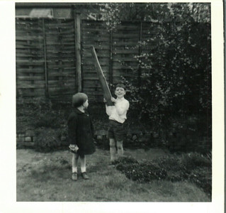 Paul and Jean in Abbey Wood