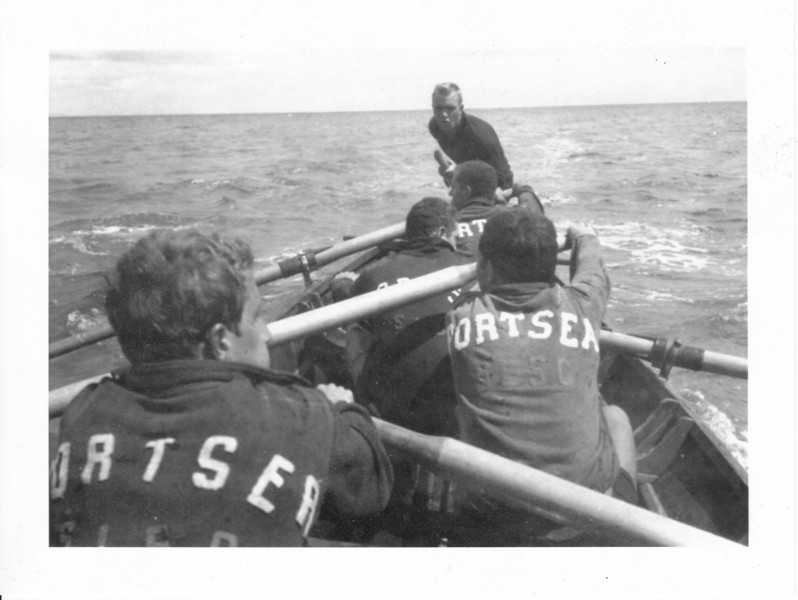 1960 - 61 Junior Boat Crew