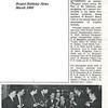 BAC MC Prizegiving (1959 season awards) 25 Feb 1960