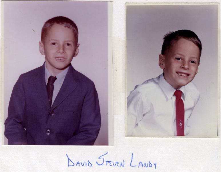 1964 David Landy