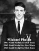 1962 - 1965 Michael Phelan - Gold Medal