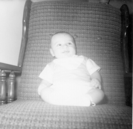 Me as a baby