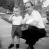 Phil's first Haircut - 5/9/1963