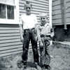 Ray & Mike Charlesworth, June 27, 1964 - Portland, ME