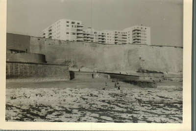 Black Rock, Brighton, before the Marina