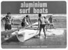 1965-66 BW Repco Ltd Alu Surf Boat