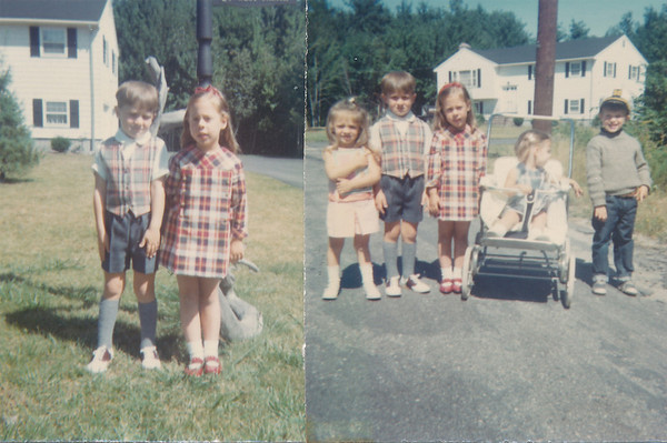 1967 09 Robin's First Day Kindergarten