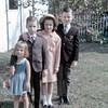 September 1968 - Paul 5th grade, Nancy 4th grade, Phil 2nd grade
