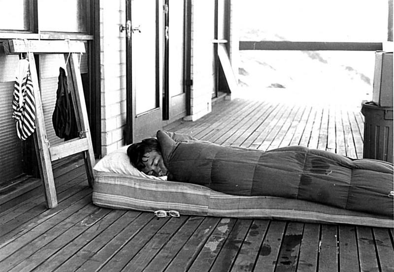 1970-02 Portsea Clubhouse - Peter Martin