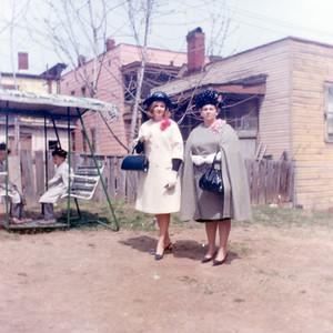 1960, April 17 - Easter