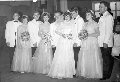 Jackie Proctor Wedding