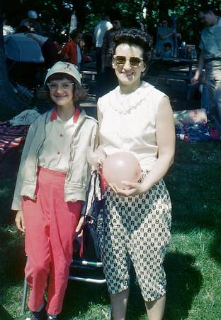 1960, Judi, Mom