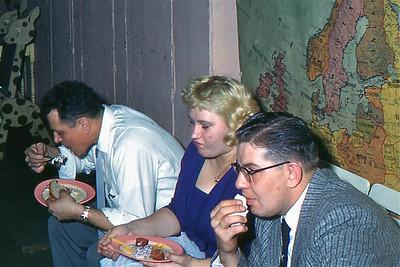 1961 - 28 Frank B, Loretta