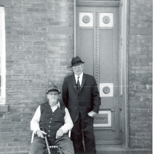 Pop & Mr. Retinger