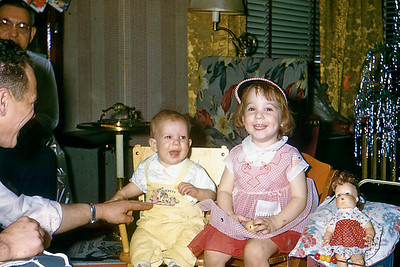 1955 Cousin Delores, John