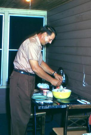 1961  - 21 Dad