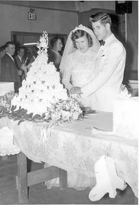 1960s, Proctor Wedding