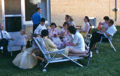 1961  - 37 Trzaskus Family