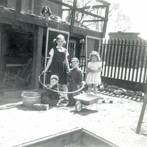 1960, Sep - Susan Suprenant, David, Gary