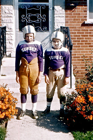 1960 Mt Prospect Pee Wee Football
