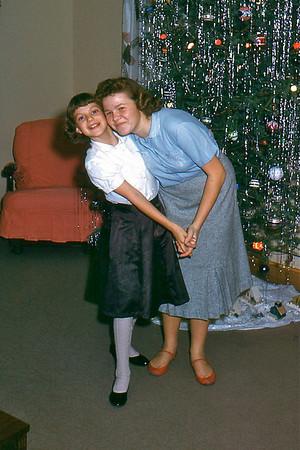 1960 christmas, Judi, ????