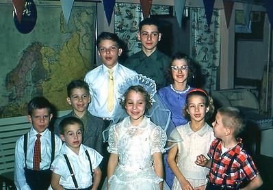 1961  - 33 Trzaskus and Boksa's
