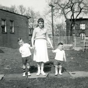1960, Sep - Gary, Susan, David