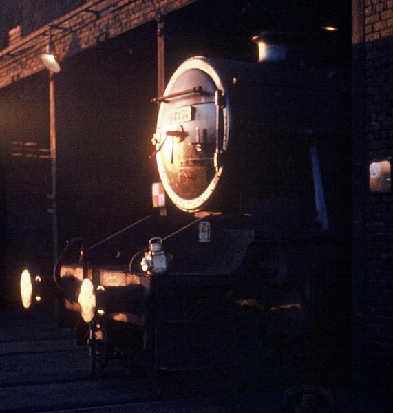 48356?, Newton Heath loco shed, June 1968