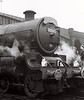 45565 Victoria, Bradford Forster Square, 24 September 1966 2  The Jubilee has now donned its headboard.