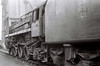 70046 [ANZAC], Kingmoor shed, 24 September 1966    Built at Crewe in 1954, and withdrawn in July 1967.