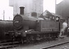 47641, Kingmoor shed, 24 September 1966    Built in 1929 by Beardmore, and withdrawn in December 1966.