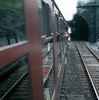 45593 Kolhapur, 1X50, entering Totley Tunnel, 22 April 1967