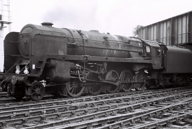 92094, Chester, 4 March 1967 1    92094 lasted until May 1968.