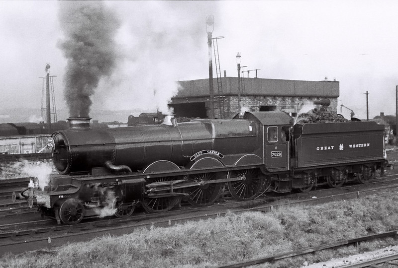 7029 Clun Castle, Chester, 4 March 1967 4