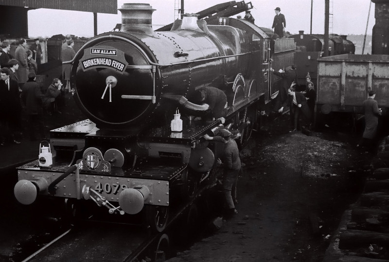 4079 Pendennis Castle, Chester, 4 March 1967 2