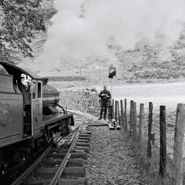 River Irt, Dalegarth, 10 September 1966