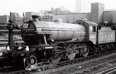Middleton Railway Leeds - Ravenglass tour, 10 September 1966