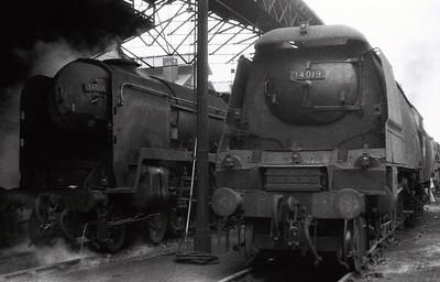London trains, 1966-1967