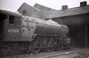 60919, Ferryhill shed, 22 August 1965