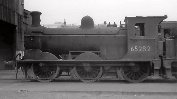 65282, Bathgate shed, 15 August 1965
