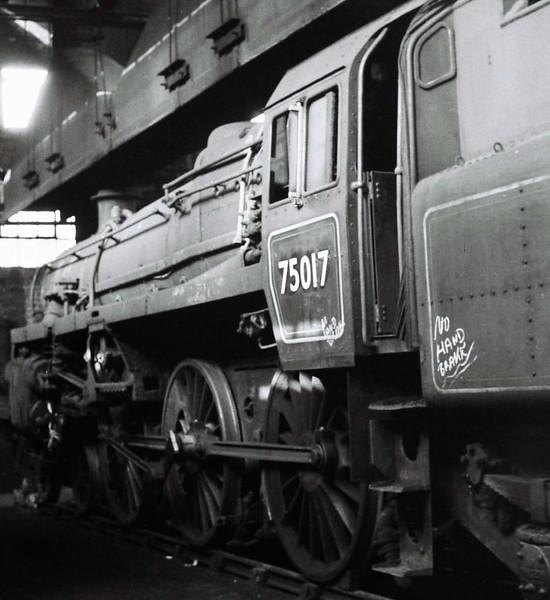75017, Skipton shed, 1 April 1967.