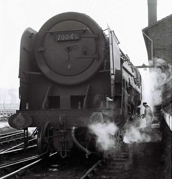 70045 Skipton shed, 1 April 1967 2.