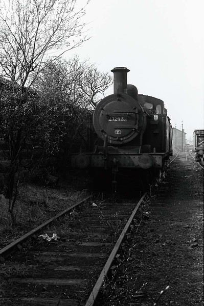 47293, Skipton shed, 1 April 1967 1.