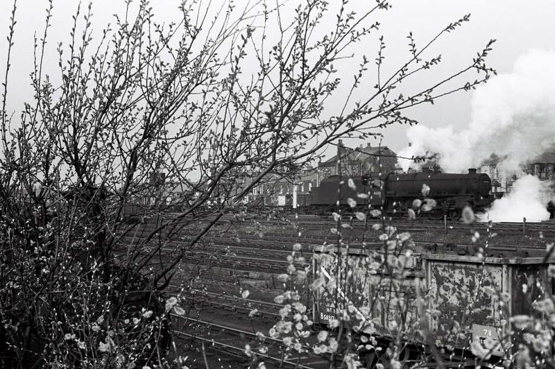 45374, Skipton, 1 April 1967.
