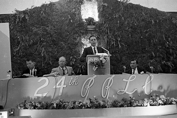 1962 Redwood Region Logging Conference in Eureka
