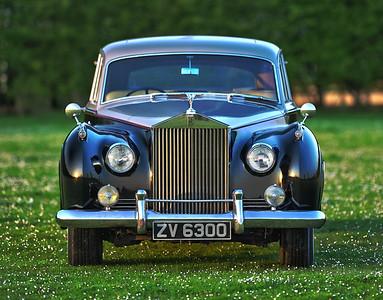 1962 Rolls Royce Silver Cloud II SCT100 ZV6300