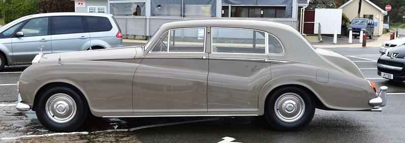 1962 SCT100 Silver Cloud 3
