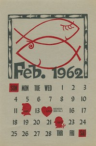 February, 1962, Underground Press